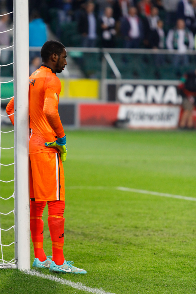Legia Warszawa 1-0 KSC Lokeren - fot. Piotr Galas - wiadomosci24.pl (zdjęcie 53 z 57)