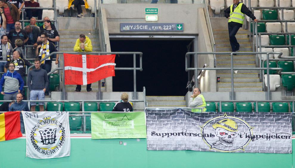 Legia Warszawa 1-0 KSC Lokeren - fot. Piotr Galas - wiadomosci24.pl (zdjęcie 6 z 57)