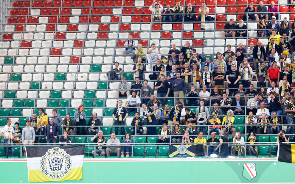 Legia Warszawa 1-0 KSC Lokeren - fot. Piotr Galas - wiadomosci24.pl (zdjęcie 7 z 57)
