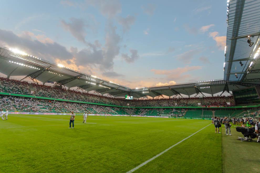 Legia Warszawa 1-1 Saint Patricks Athletic - fot. Piotr Galas - wiadomosci24.pl (zdjęcie 1 z 48)