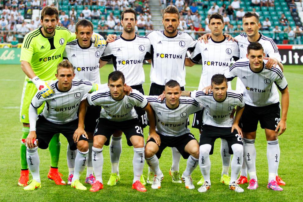 Legia Warszawa 1-1 Saint Patricks Athletic - fot. Piotr Galas - wiadomosci24.pl (zdjęcie 11 z 48)