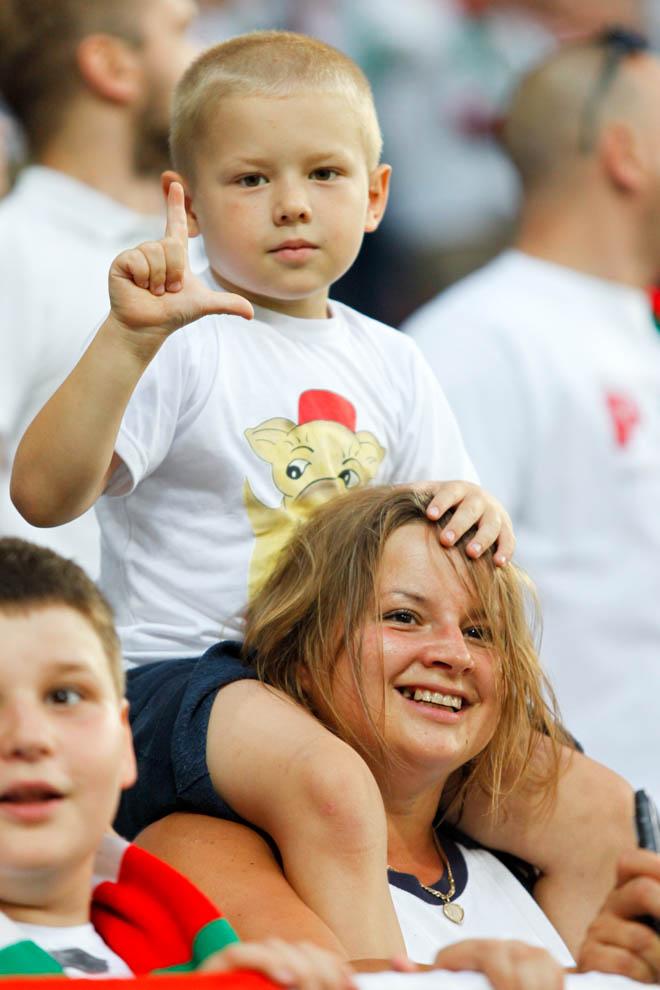 Legia Warszawa 1-1 Saint Patricks Athletic - fot. Piotr Galas - wiadomosci24.pl (zdjęcie 12 z 48)