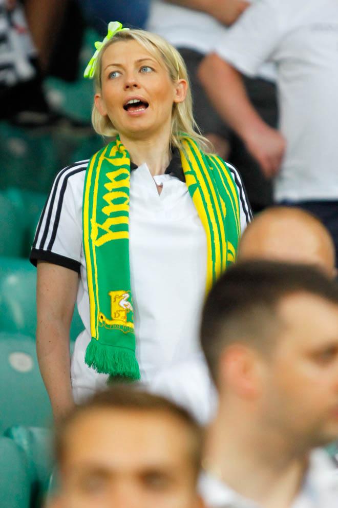 Legia Warszawa 1-1 Saint Patricks Athletic - fot. Piotr Galas - wiadomosci24.pl (zdjęcie 13 z 48)