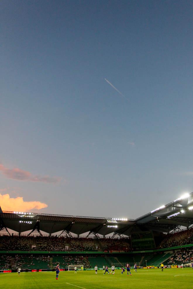 Legia Warszawa 1-1 Saint Patricks Athletic - fot. Piotr Galas - wiadomosci24.pl (zdjęcie 14 z 48)