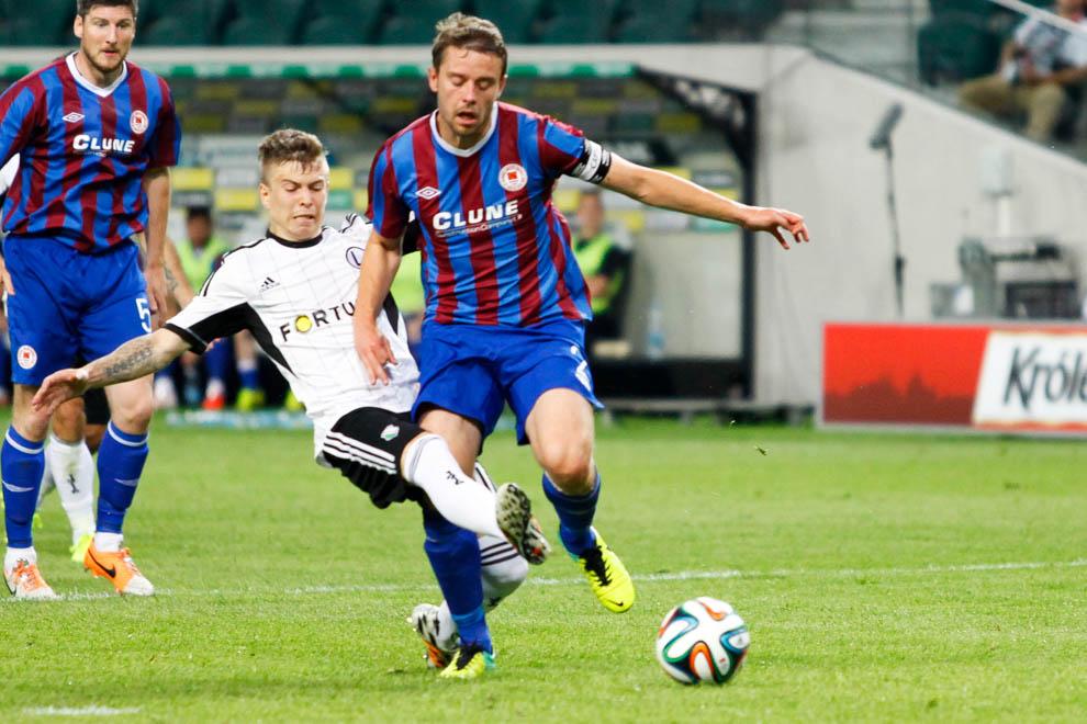Legia Warszawa 1-1 Saint Patricks Athletic - fot. Piotr Galas - wiadomosci24.pl (zdjęcie 16 z 48)
