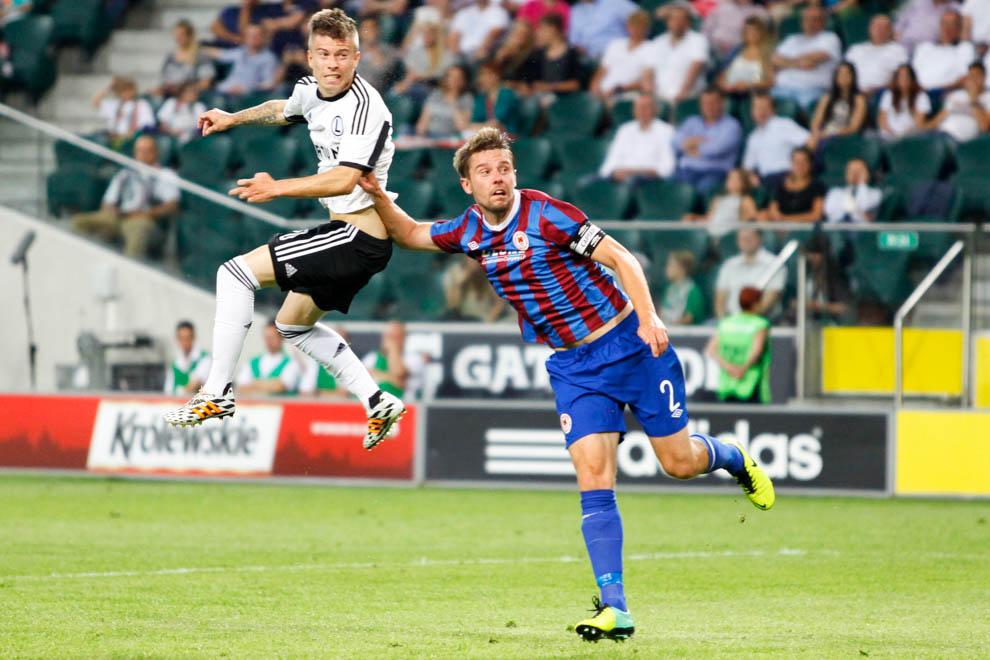 Legia Warszawa 1-1 Saint Patricks Athletic - fot. Piotr Galas - wiadomosci24.pl (zdjęcie 17 z 48)