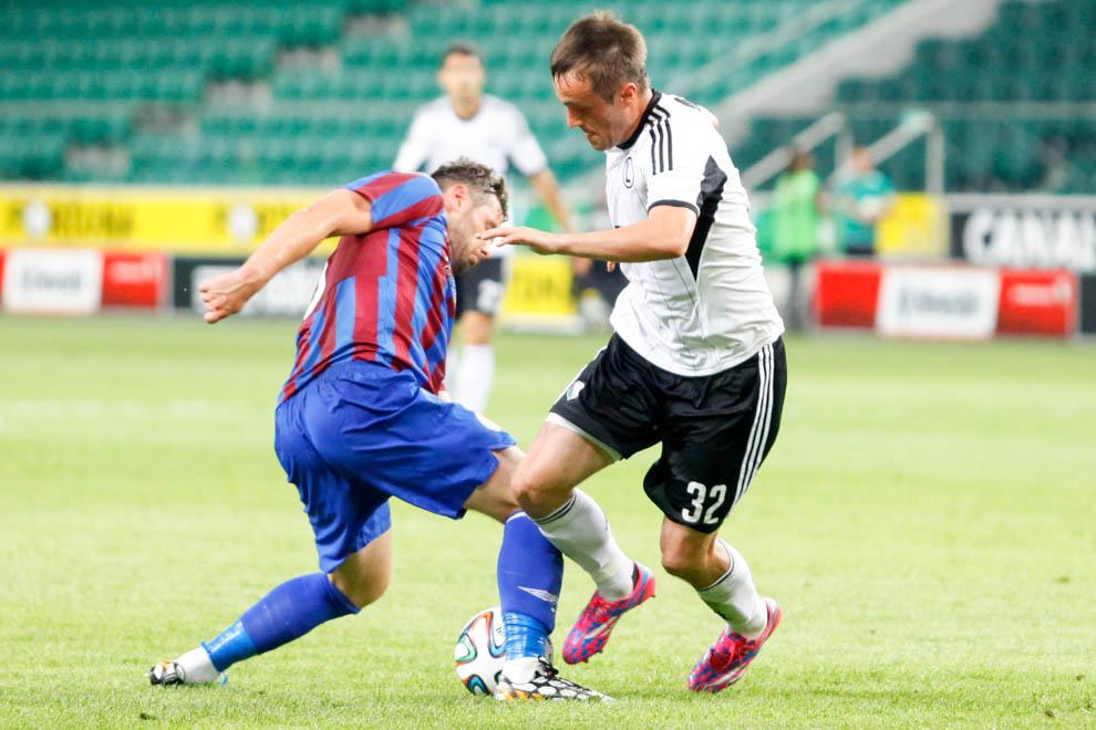 Legia Warszawa 1-1 Saint Patricks Athletic - fot. Piotr Galas - wiadomosci24.pl (zdjęcie 18 z 48)