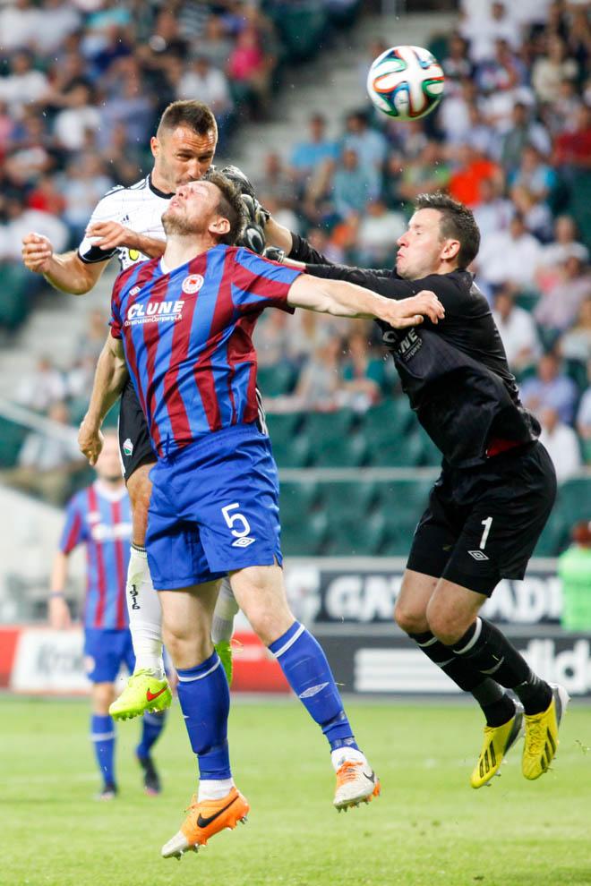Legia Warszawa 1-1 Saint Patricks Athletic - fot. Piotr Galas - wiadomosci24.pl (zdjęcie 19 z 48)