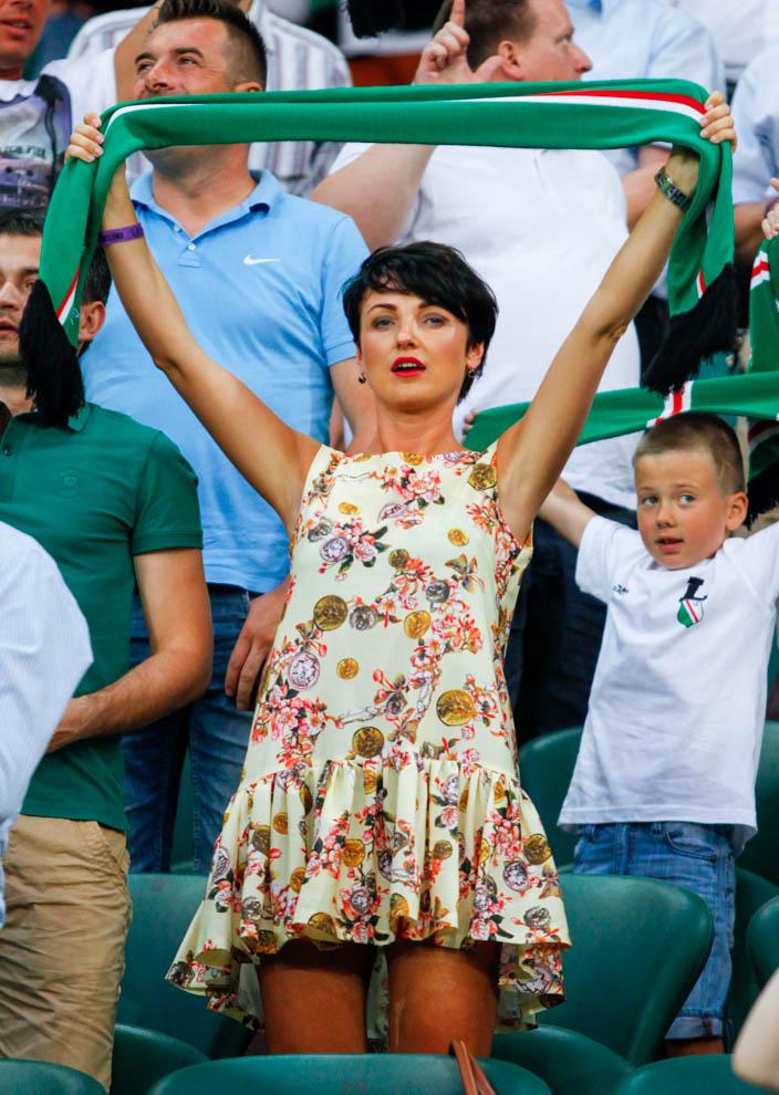 Legia Warszawa 1-1 Saint Patricks Athletic - fot. Piotr Galas - wiadomosci24.pl (zdjęcie 2 z 48)