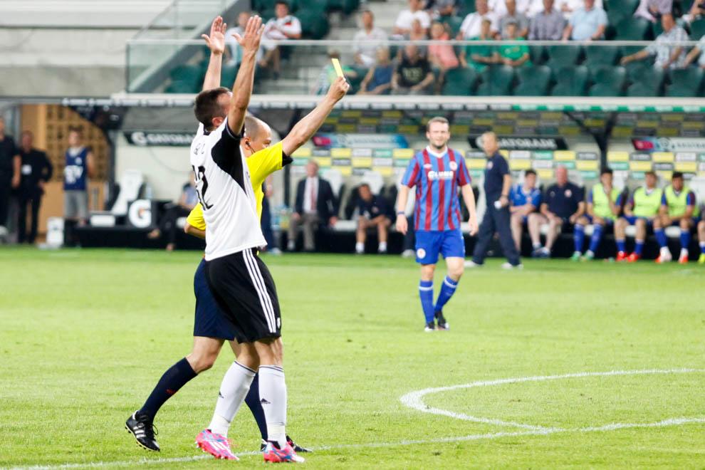 Legia Warszawa 1-1 Saint Patricks Athletic - fot. Piotr Galas - wiadomosci24.pl (zdjęcie 22 z 48)