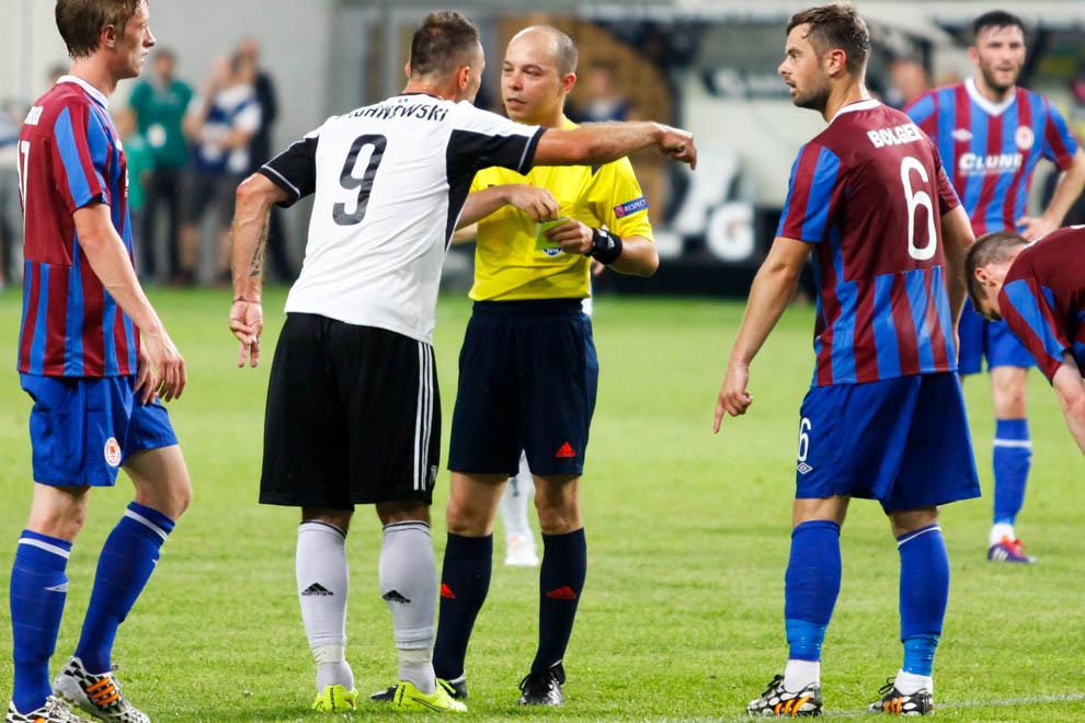 Legia Warszawa 1-1 Saint Patricks Athletic - fot. Piotr Galas - wiadomosci24.pl (zdjęcie 23 z 48)