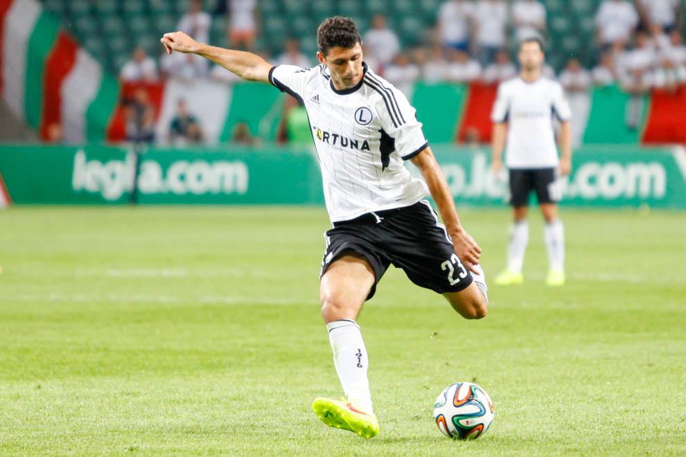 Legia Warszawa 1-1 Saint Patricks Athletic - fot. Piotr Galas - wiadomosci24.pl (zdjęcie 26 z 48)