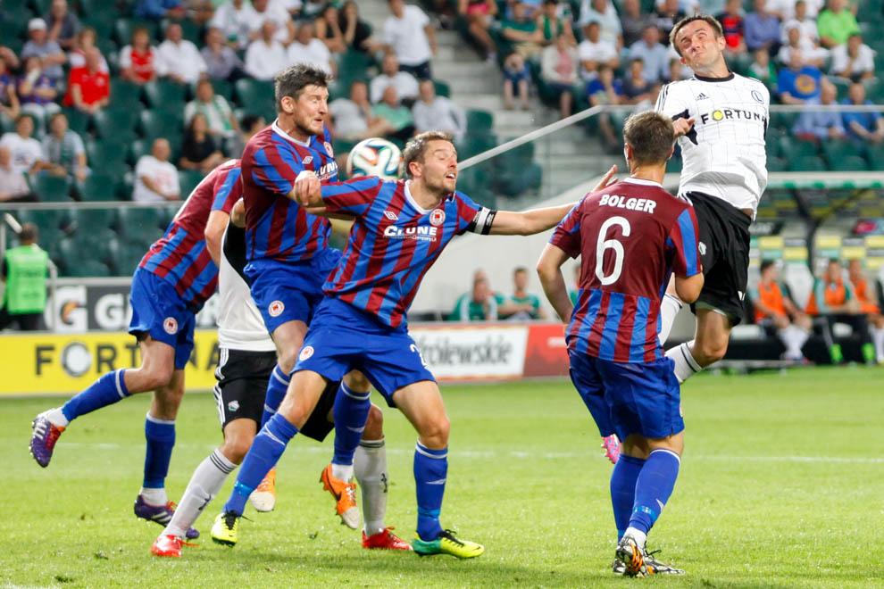 Legia Warszawa 1-1 Saint Patricks Athletic - fot. Piotr Galas - wiadomosci24.pl (zdjęcie 28 z 48)