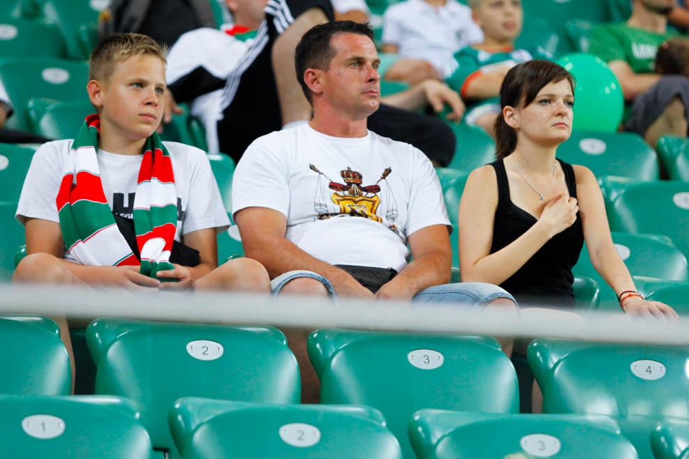 Legia Warszawa 1-1 Saint Patricks Athletic - fot. Piotr Galas - wiadomosci24.pl (zdjęcie 29 z 48)