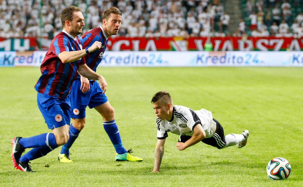 Legia Warszawa 1-1 Saint Patricks Athletic - fot. Piotr Galas - wiadomosci24.pl (zdjęcie 30 z 48)