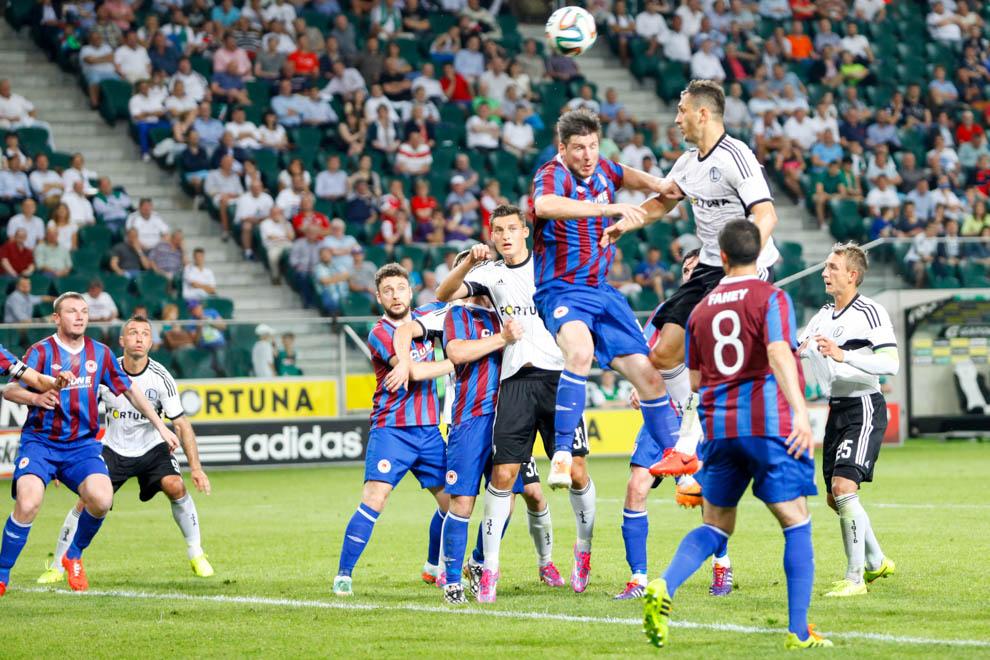 Legia Warszawa 1-1 Saint Patricks Athletic - fot. Piotr Galas - wiadomosci24.pl (zdjęcie 31 z 48)