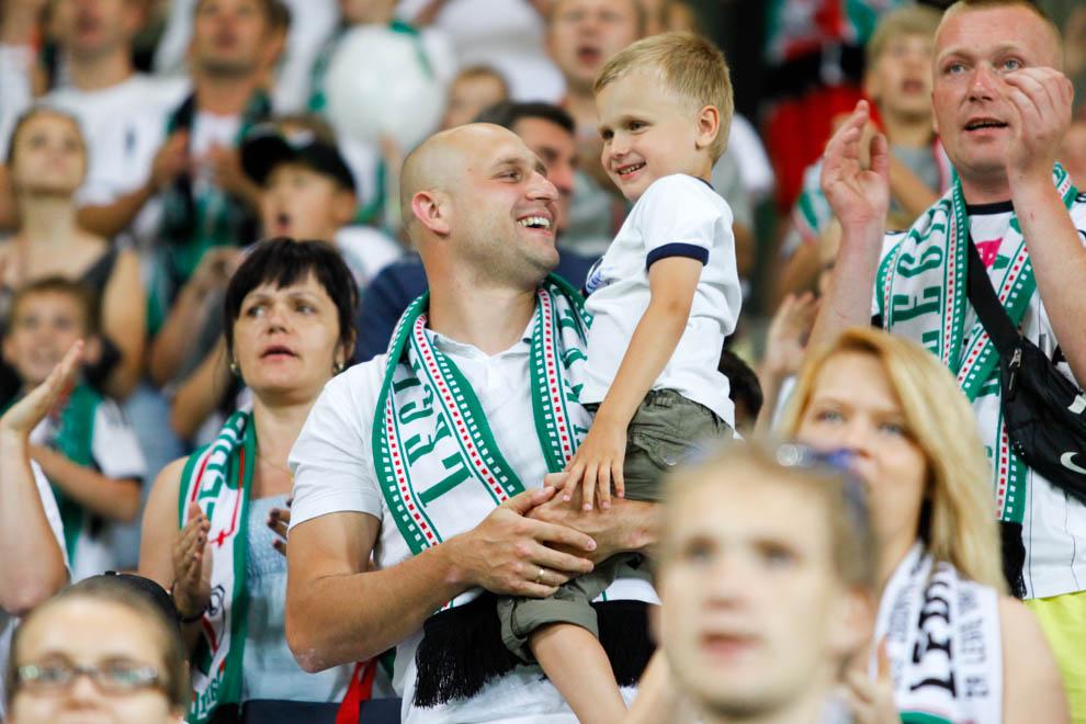 Legia Warszawa 1-1 Saint Patricks Athletic - fot. Piotr Galas - wiadomosci24.pl (zdjęcie 32 z 48)