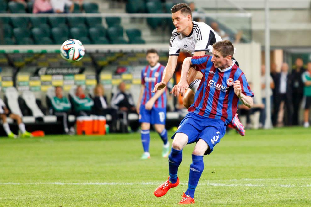 Legia Warszawa 1-1 Saint Patricks Athletic - fot. Piotr Galas - wiadomosci24.pl (zdjęcie 33 z 48)