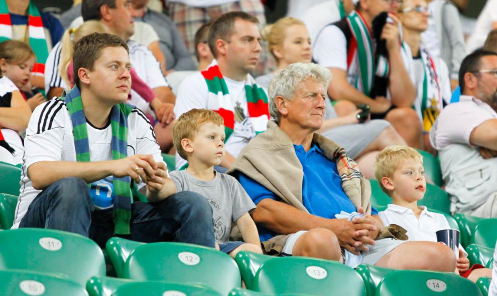 Legia Warszawa 1-1 Saint Patricks Athletic - fot. Piotr Galas - wiadomosci24.pl (zdjęcie 34 z 48)