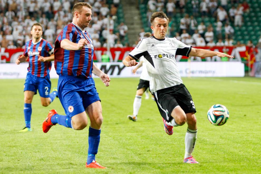 Legia Warszawa 1-1 Saint Patricks Athletic - fot. Piotr Galas - wiadomosci24.pl (zdjęcie 35 z 48)