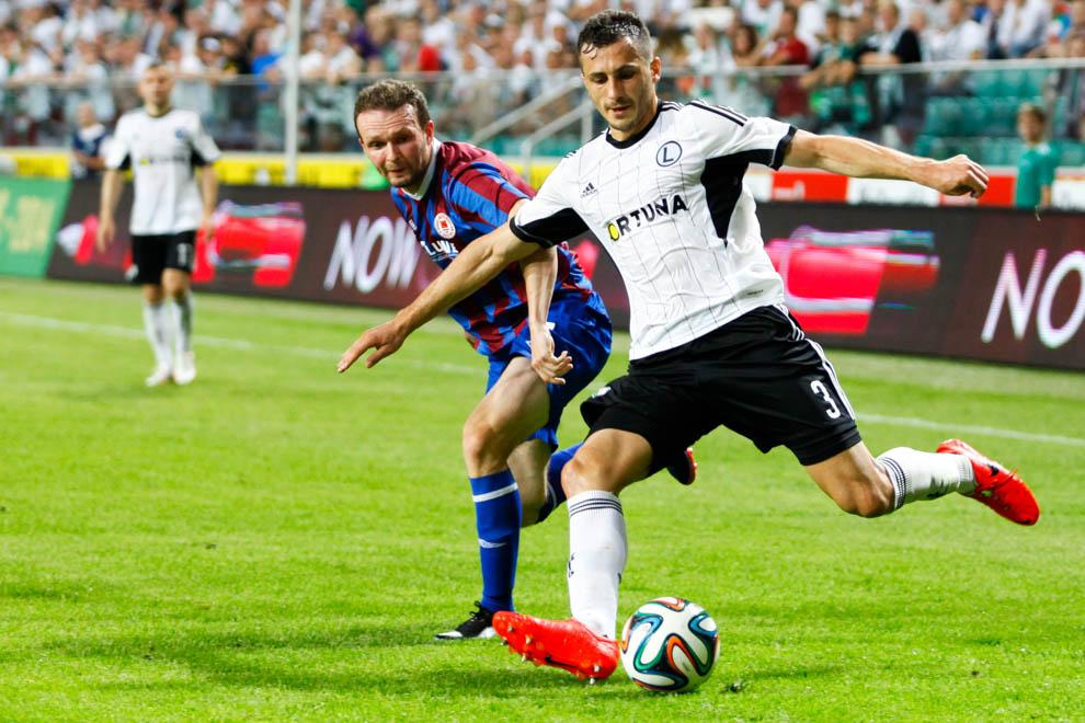 Legia Warszawa 1-1 Saint Patricks Athletic - fot. Piotr Galas - wiadomosci24.pl (zdjęcie 36 z 48)