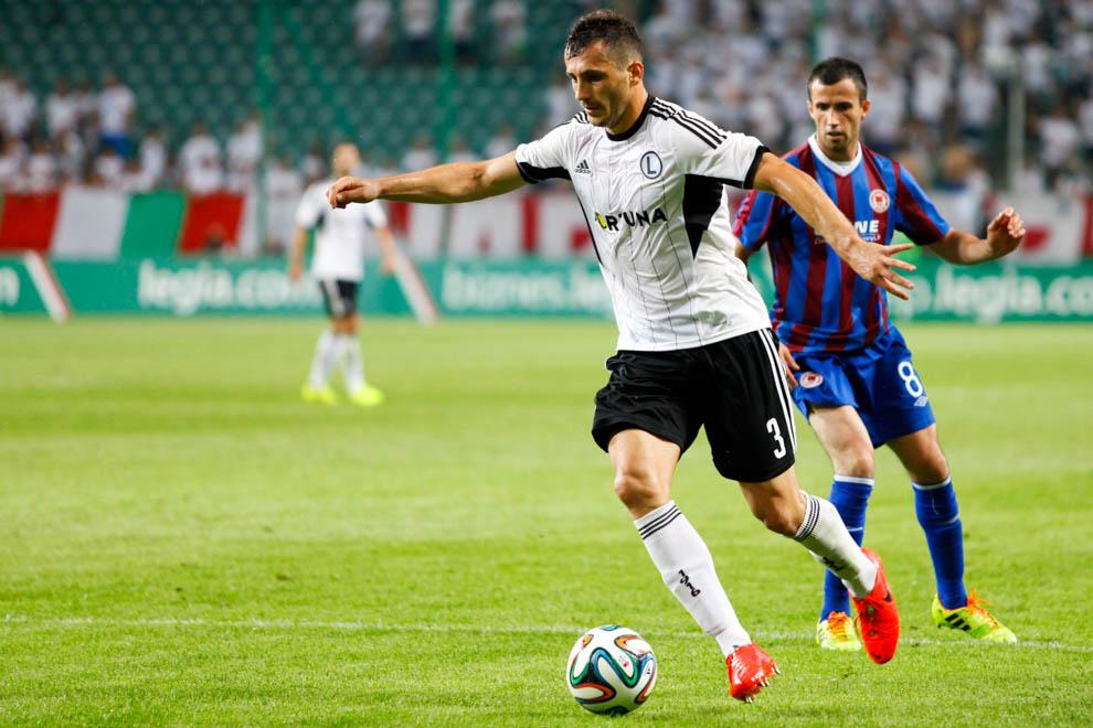 Legia Warszawa 1-1 Saint Patricks Athletic - fot. Piotr Galas - wiadomosci24.pl (zdjęcie 38 z 48)