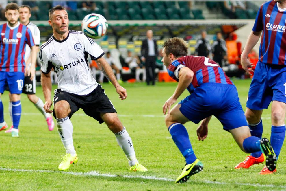 Legia Warszawa 1-1 Saint Patricks Athletic - fot. Piotr Galas - wiadomosci24.pl (zdjęcie 39 z 48)