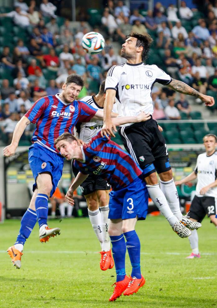 Legia Warszawa 1-1 Saint Patricks Athletic - fot. Piotr Galas - wiadomosci24.pl (zdjęcie 40 z 48)