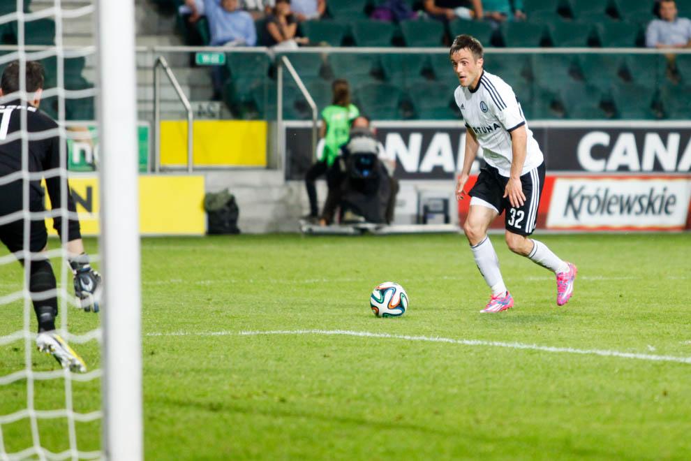Legia Warszawa 1-1 Saint Patricks Athletic - fot. Piotr Galas - wiadomosci24.pl (zdjęcie 41 z 48)