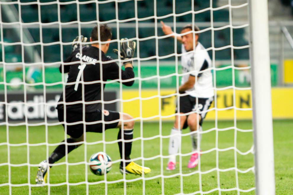 Legia Warszawa 1-1 Saint Patricks Athletic - fot. Piotr Galas - wiadomosci24.pl (zdjęcie 42 z 48)