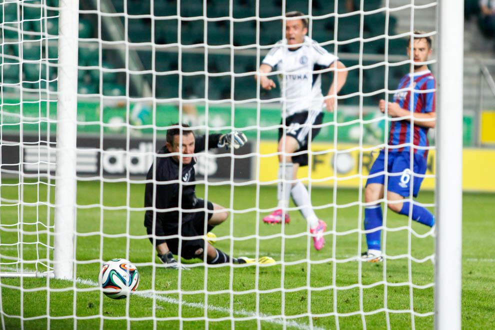 Legia Warszawa 1-1 Saint Patricks Athletic - fot. Piotr Galas - wiadomosci24.pl (zdjęcie 43 z 48)