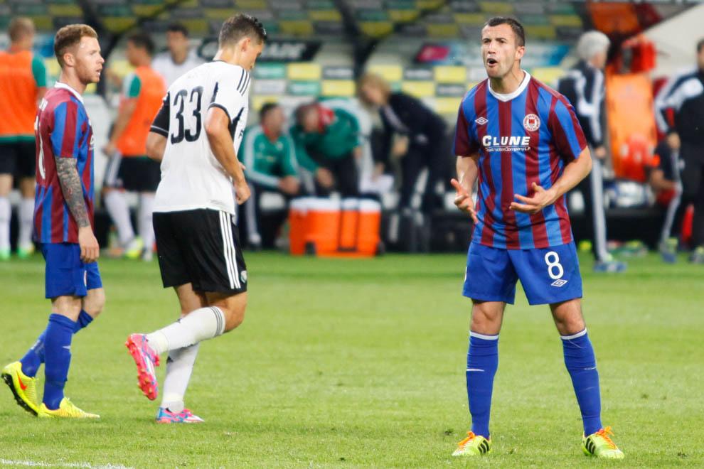 Legia Warszawa 1-1 Saint Patricks Athletic - fot. Piotr Galas - wiadomosci24.pl (zdjęcie 44 z 48)