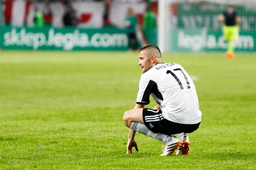 Legia Warszawa 1-1 Saint Patricks Athletic - fot. Piotr Galas - wiadomosci24.pl (zdjęcie 45 z 48)