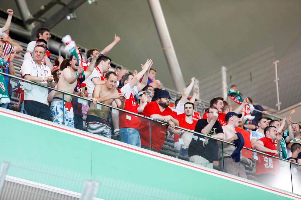 Legia Warszawa 1-1 Saint Patricks Athletic - fot. Piotr Galas - wiadomosci24.pl (zdjęcie 46 z 48)