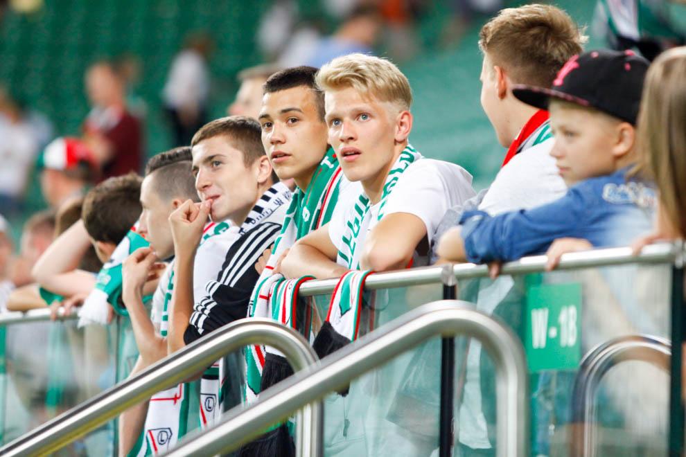 Legia Warszawa 1-1 Saint Patricks Athletic - fot. Piotr Galas - wiadomosci24.pl (zdjęcie 47 z 48)