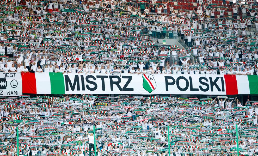 Legia Warszawa 1-1 Saint Patricks Athletic - fot. Piotr Galas - wiadomosci24.pl (zdjęcie 6 z 48)