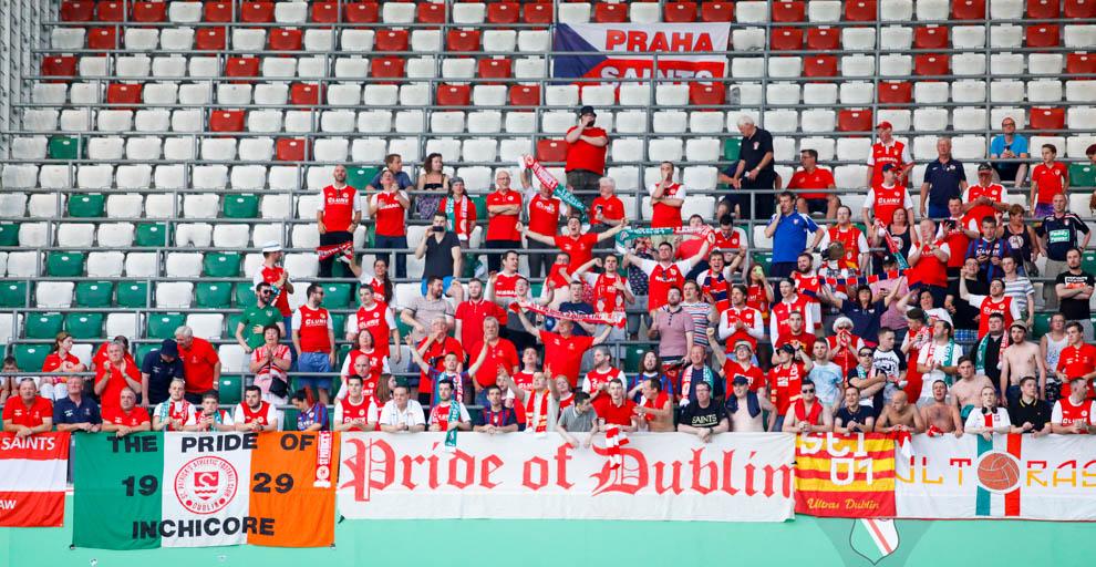 Legia Warszawa 1-1 Saint Patricks Athletic - fot. Piotr Galas - wiadomosci24.pl (zdjęcie 7 z 48)