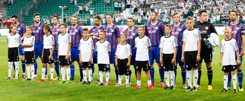 Legia Warszawa 1-1 Saint Patricks Athletic - fot. Piotr Galas - wiadomosci24.pl (zdjęcie 9 z 48)