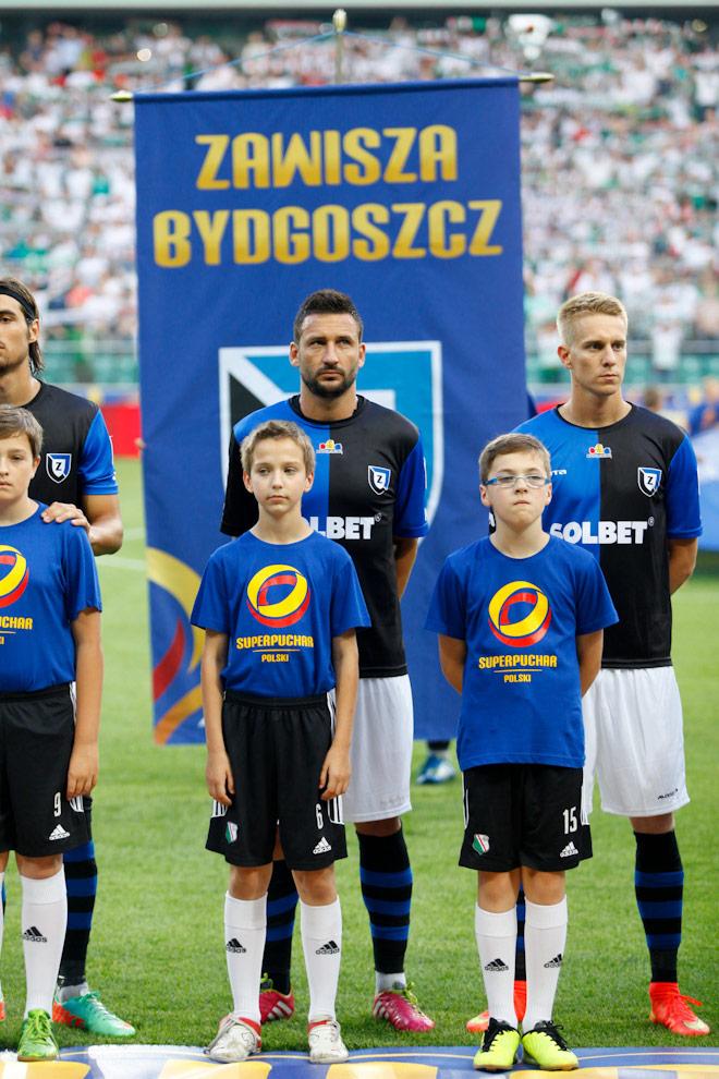 Legia Warszawa 2-3 Zawisza Bydgoszcz - fot. Piotr Galas - wiadomosci24.pl (zdjęcie 16 z 63)