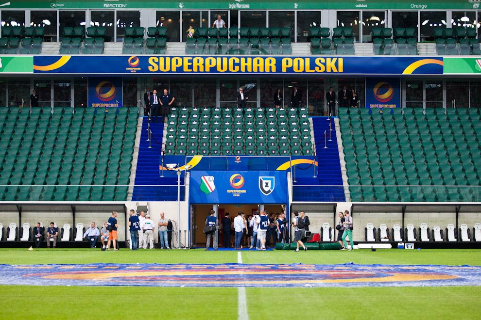 Legia Warszawa 2-3 Zawisza Bydgoszcz - fot. Piotr Galas - wiadomosci24.pl (zdjęcie 2 z 63)
