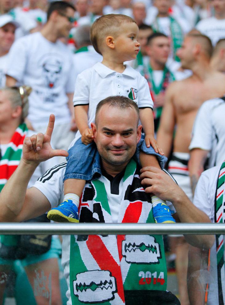 Legia Warszawa 2-3 Zawisza Bydgoszcz - fot. Piotr Galas - wiadomosci24.pl (zdjęcie 27 z 63)