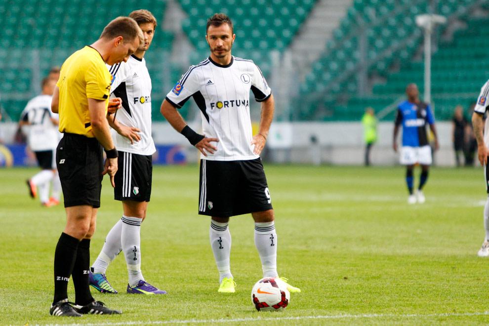 Legia Warszawa 2-3 Zawisza Bydgoszcz - fot. Piotr Galas - wiadomosci24.pl (zdjęcie 30 z 63)
