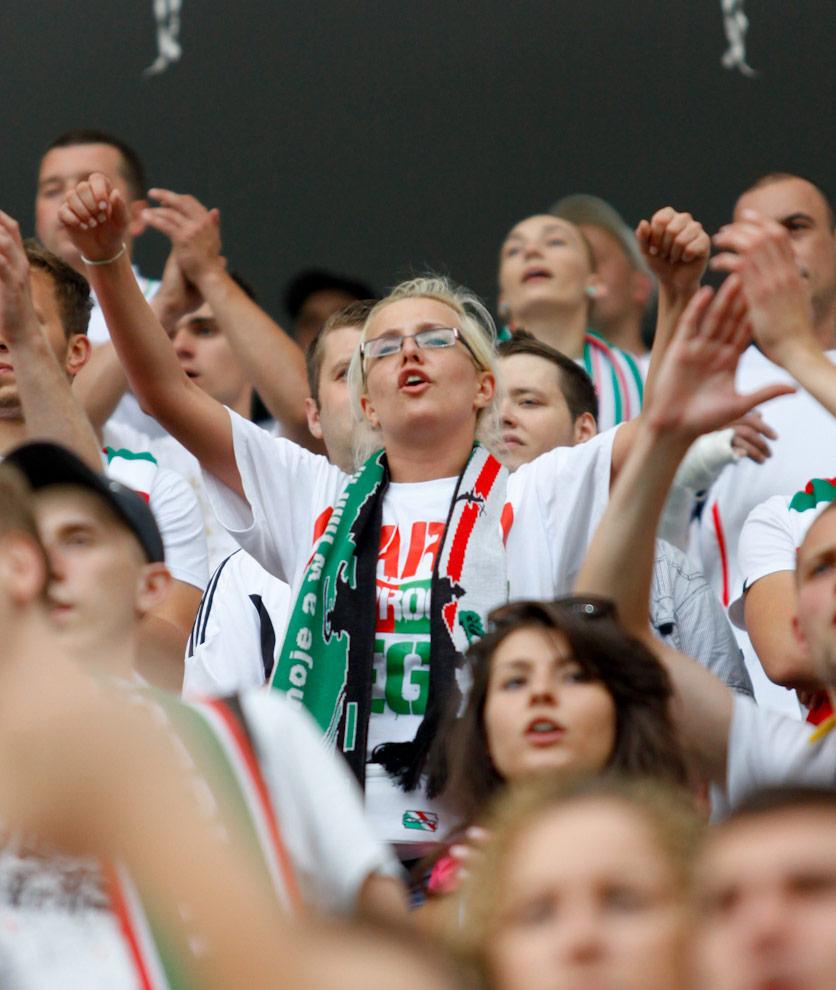 Legia Warszawa 2-3 Zawisza Bydgoszcz - fot. Piotr Galas - wiadomosci24.pl (zdjęcie 36 z 63)