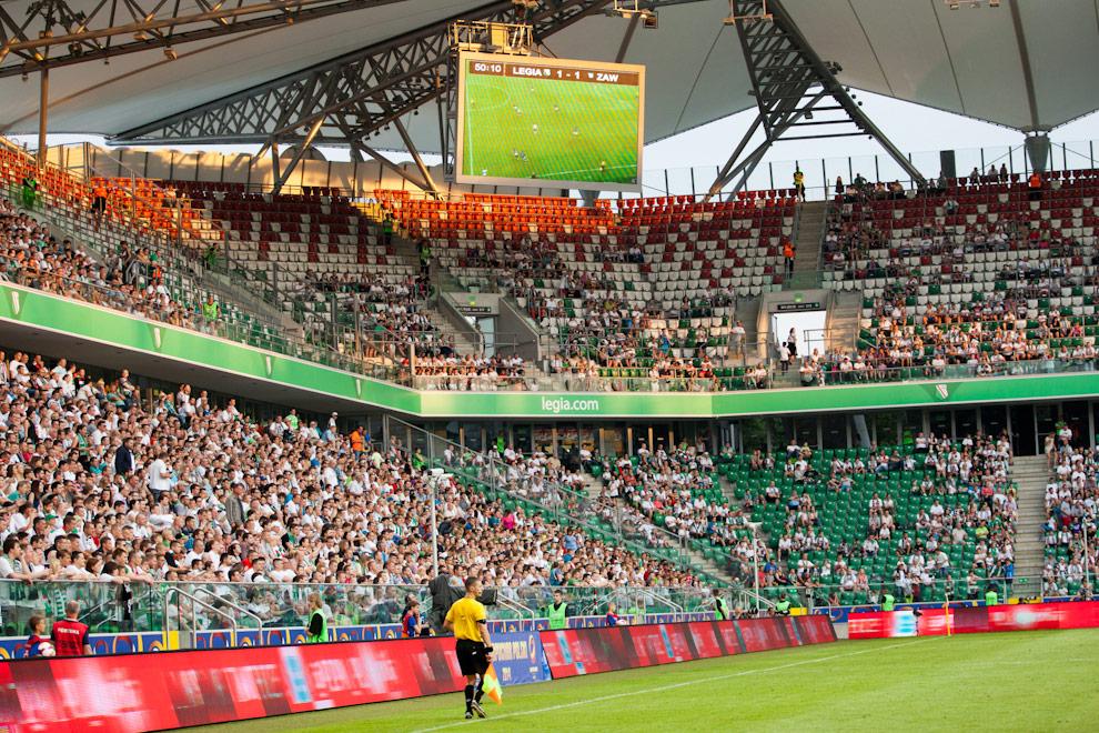 Legia Warszawa 2-3 Zawisza Bydgoszcz - fot. Piotr Galas - wiadomosci24.pl (zdjęcie 40 z 63)