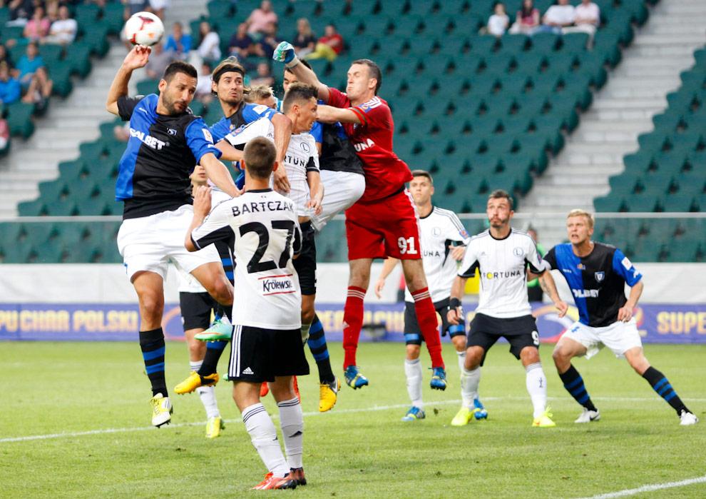 Legia Warszawa 2-3 Zawisza Bydgoszcz - fot. Piotr Galas - wiadomosci24.pl (zdjęcie 42 z 63)