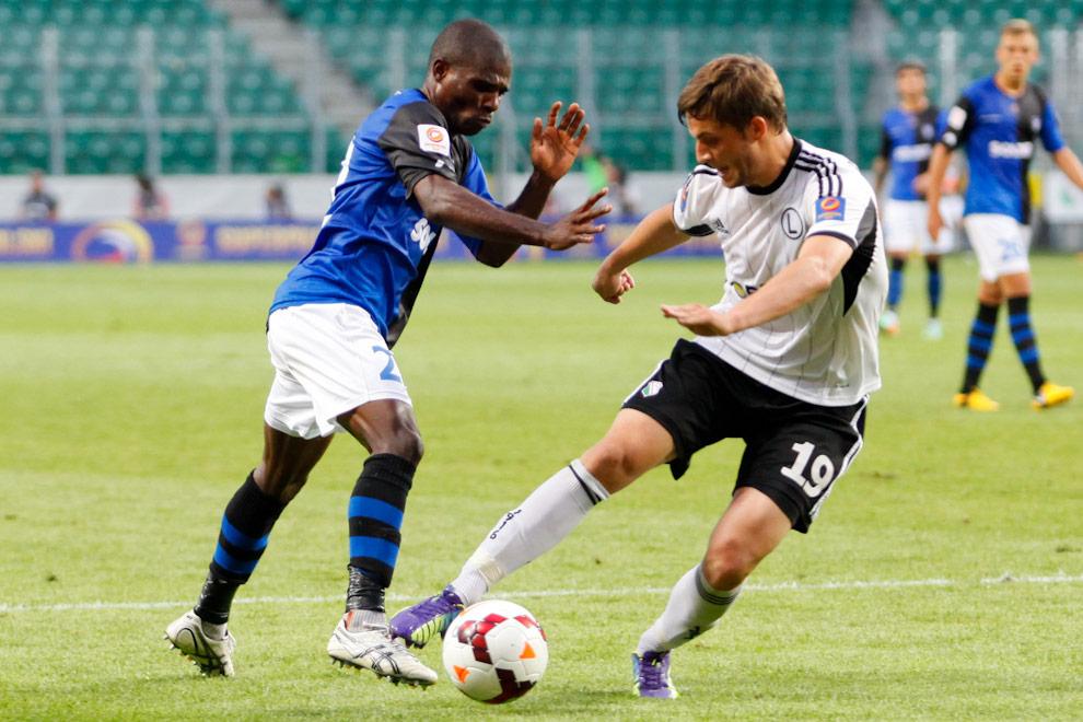 Legia Warszawa 2-3 Zawisza Bydgoszcz - fot. Piotr Galas - wiadomosci24.pl (zdjęcie 46 z 63)