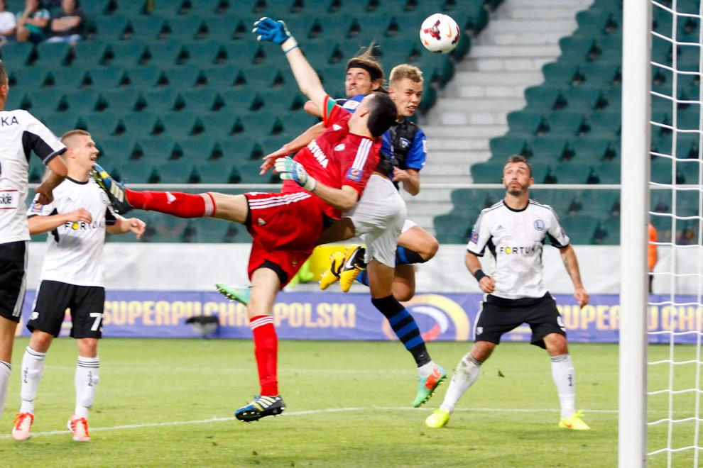 Legia Warszawa 2-3 Zawisza Bydgoszcz - fot. Piotr Galas - wiadomosci24.pl (zdjęcie 49 z 63)