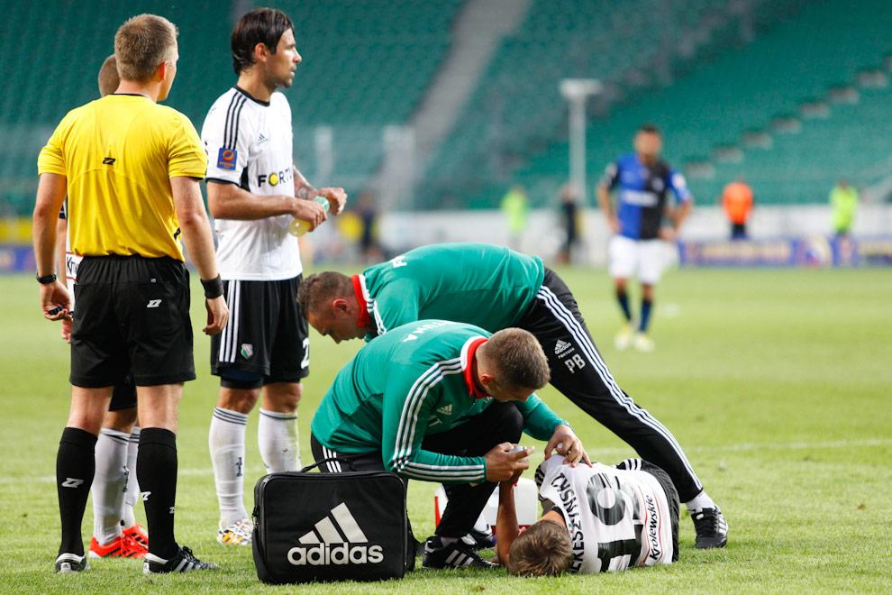 Legia Warszawa 2-3 Zawisza Bydgoszcz - fot. Piotr Galas - wiadomosci24.pl (zdjęcie 50 z 63)