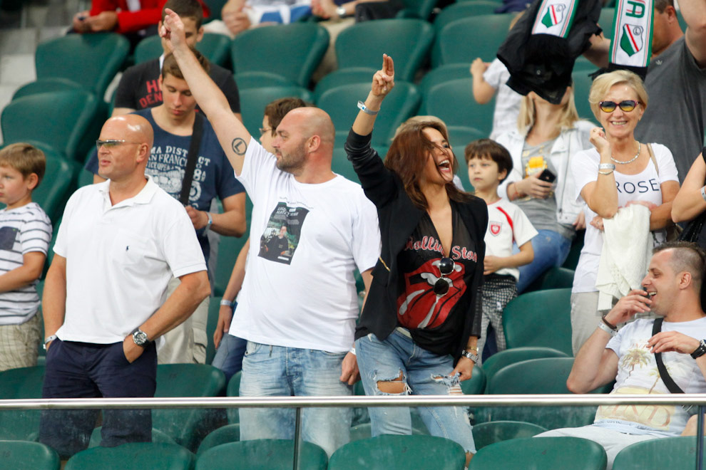 Legia Warszawa 2-3 Zawisza Bydgoszcz - fot. Piotr Galas - wiadomosci24.pl (zdjęcie 54 z 63)