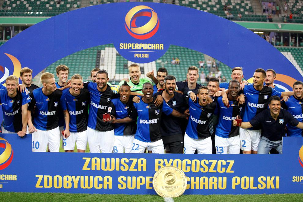 Legia Warszawa 2-3 Zawisza Bydgoszcz - fot. Piotr Galas - wiadomosci24.pl (zdjęcie 62 z 63)